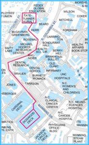 Map Dogwood Deck to Tate-Turner-Kuralt