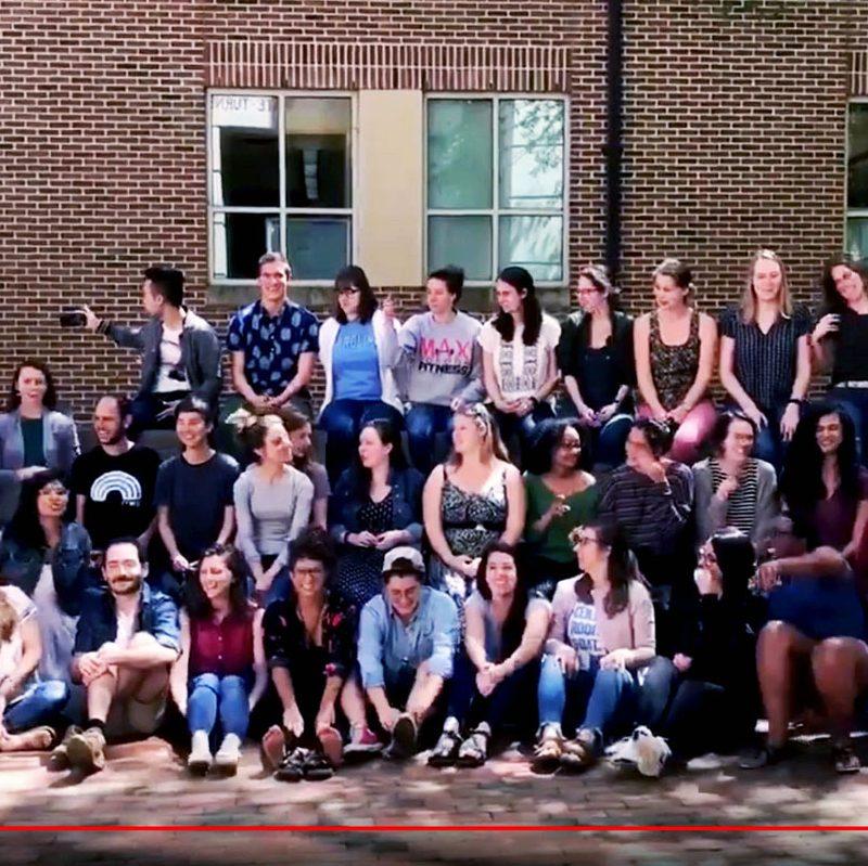 2020 MSW graduates