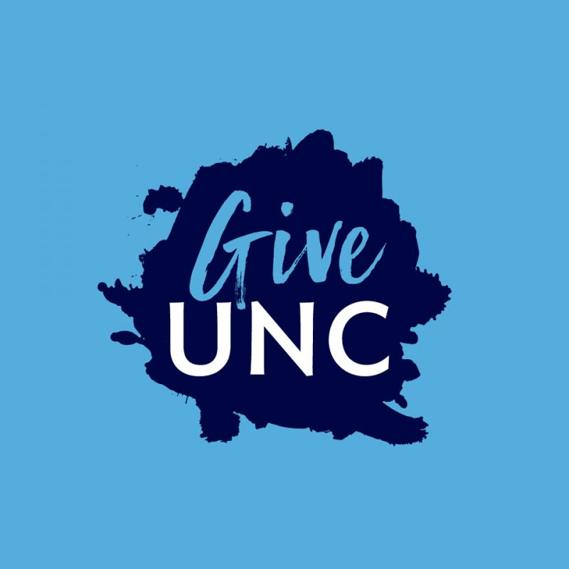 Give UNC logo